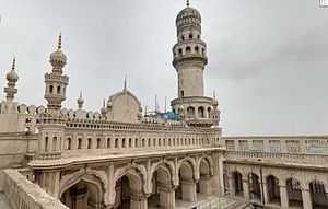 Charminar - Mosque on Second Floor