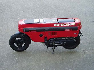 Honda Motocompo - Image: Motoco 02