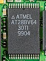 Motorola M3688 - board - Atmel AT28BV64-0355.jpg