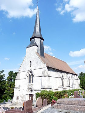 L'église Saint-Jacques.