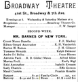 Mr. Barnes of New York advertisement October 1888.png