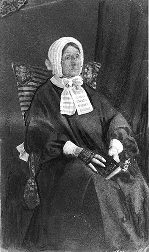 Laura Secord - Laura Secord in 1865