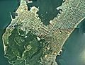 Mt.Hakodate and Port of Hakodate Aerial photograph.1976.jpg