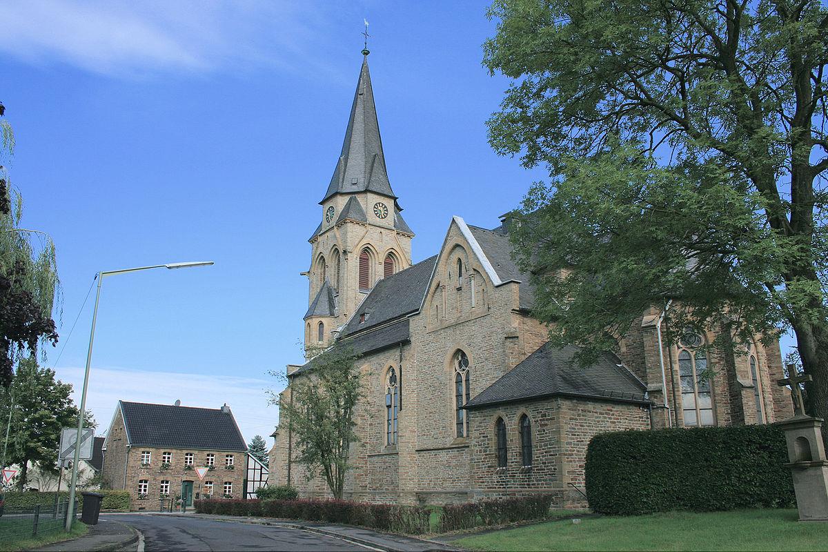 Liste Der Kirchen Und Kapellen In Much