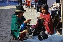 Salasaca - Wikipedia, la enciclopedia libre