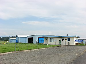 Mulino State Airport - Image: Mulino Airport