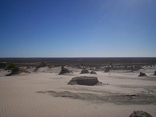 Mungo National Park Protected area in New South Wales, Australia