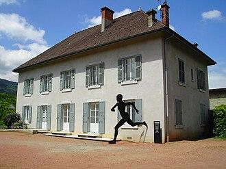 Musée Géo-Charles - Image: Musée Géo Charles Echirolles