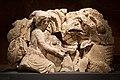 Musée romain d'Avenches - Néréide à cheval sur un Griffon marin.jpg