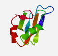 Musashi2 protein in homolog 2 in Homo sapiens.png