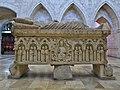 Museo Diocesano y Catedralicio de Valladolid. Sepulcro.jpg