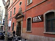 Museu de la Xocolata de Barcelona façana.JPG