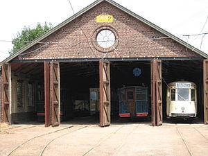 Vicinal tramway - Image: Museumterrein Schepdaal 3
