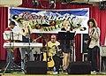 Music for Plants 2011 Bikes Blues and BBQ Festival Fayetteville AR September 2011.jpg