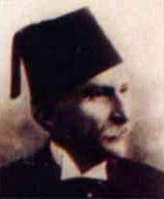 Mostafa Fahmy Pasha - Image: Mustafa Fahmi Pasha