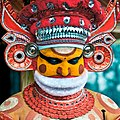 Mutthapan as Lord Vishnu (4423991647).jpg