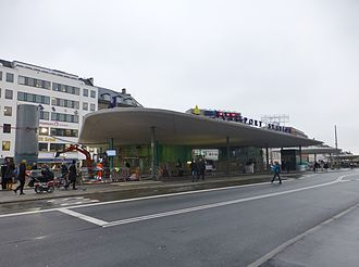 Nørreport Station - Image: Nørreport Station 2014
