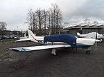 N967LV Piper Saratoga 32 (32914800188).jpg