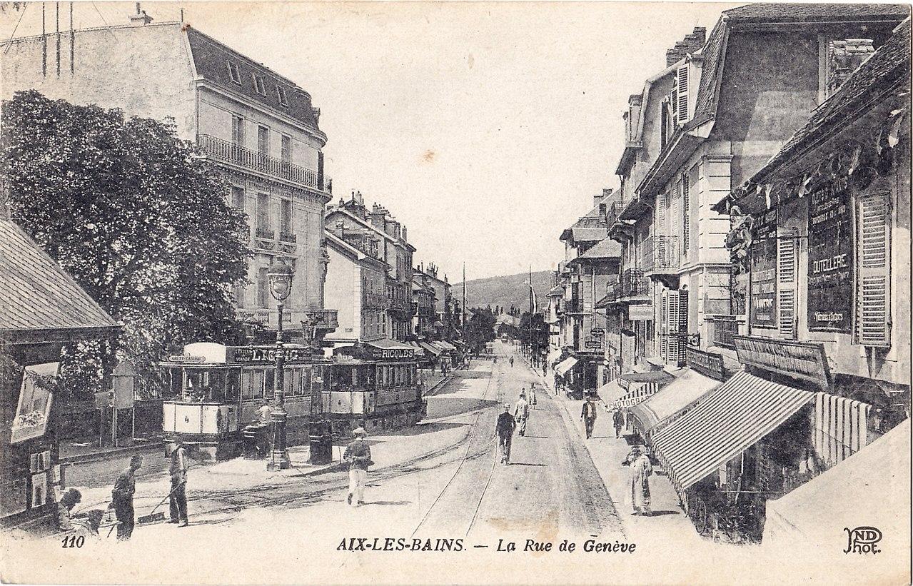 Hotel Spa Aix Les Bains