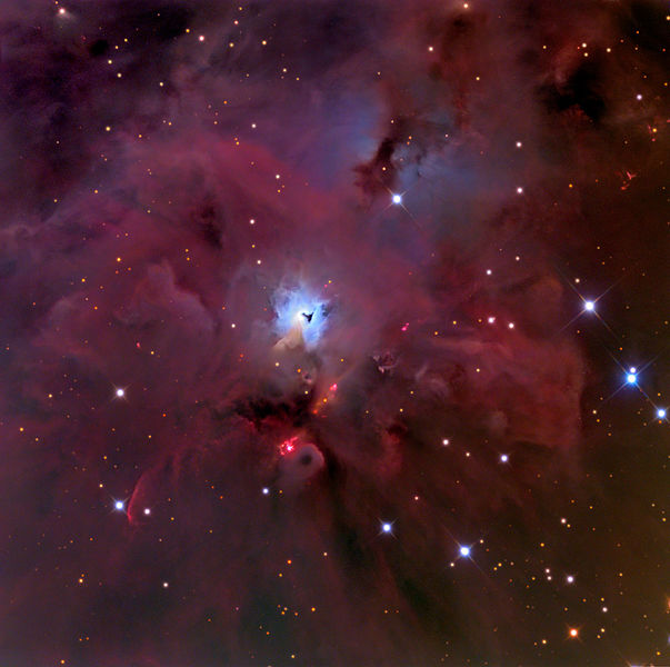 File:NGC1999 Nebula from the Mount Lemmon SkyCenter Schulman Telescope courtesy Adam Block.jpg