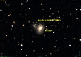 Image illustrative de l'article NGC 1077