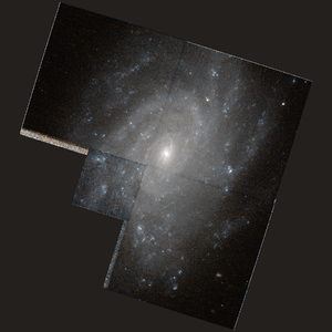 NGC 5300 - NGC 5300 imaged by the Hubble Space Telescope