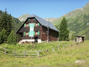 Neunkirchner Hut