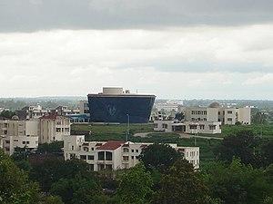 National Law Institute University - Image: NLIU campus