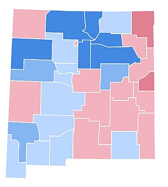 1992 United States presidential election in New Mexico - Image: NM1992