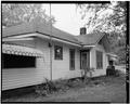 NORTHWEST SIDE - Jimmy Carter Boyhood Home, Old Plains Highway (Lebanon Cemetery Road), Plains, Sumter County, GA HABS GA,131-PLAIN.V,1-11.tif