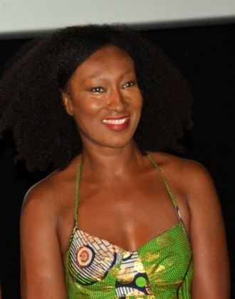 Nadège Beausson-Diagne - Image: Nadège Beausson Diagne 2016