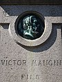 Nantes (44) Cimetière Miséricorde - Tombe de Victor Mangin - Fils.jpg
