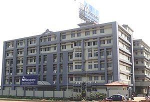 Narayana Superspeciality Hospital, Guwahati - Image: Narayana Superspeciality Hospital, Guwahati