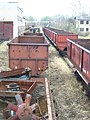 Narrow Gauge Railroad Vasilevsky peat enterprise 2005 (32124040226).jpg