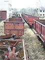 Narrow Gauge Railroad Vasilevsky peat enterprise 2005 (32124040226).jpg