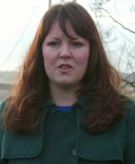 Natalie McGarry Scottish politician
