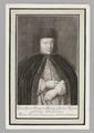 Natalja Kirillowna (1651-1694) mor till Peter den store, 1766 - Skoklosters slott - 99540.tif