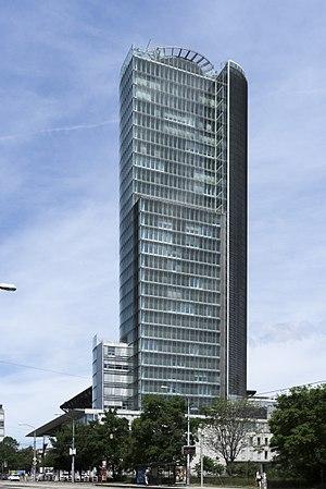 National Bank of Slovakia - Image: National Bank of Slovakia, Bratislava