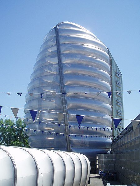 Fichier:National Space Centre, Leicester.jpg