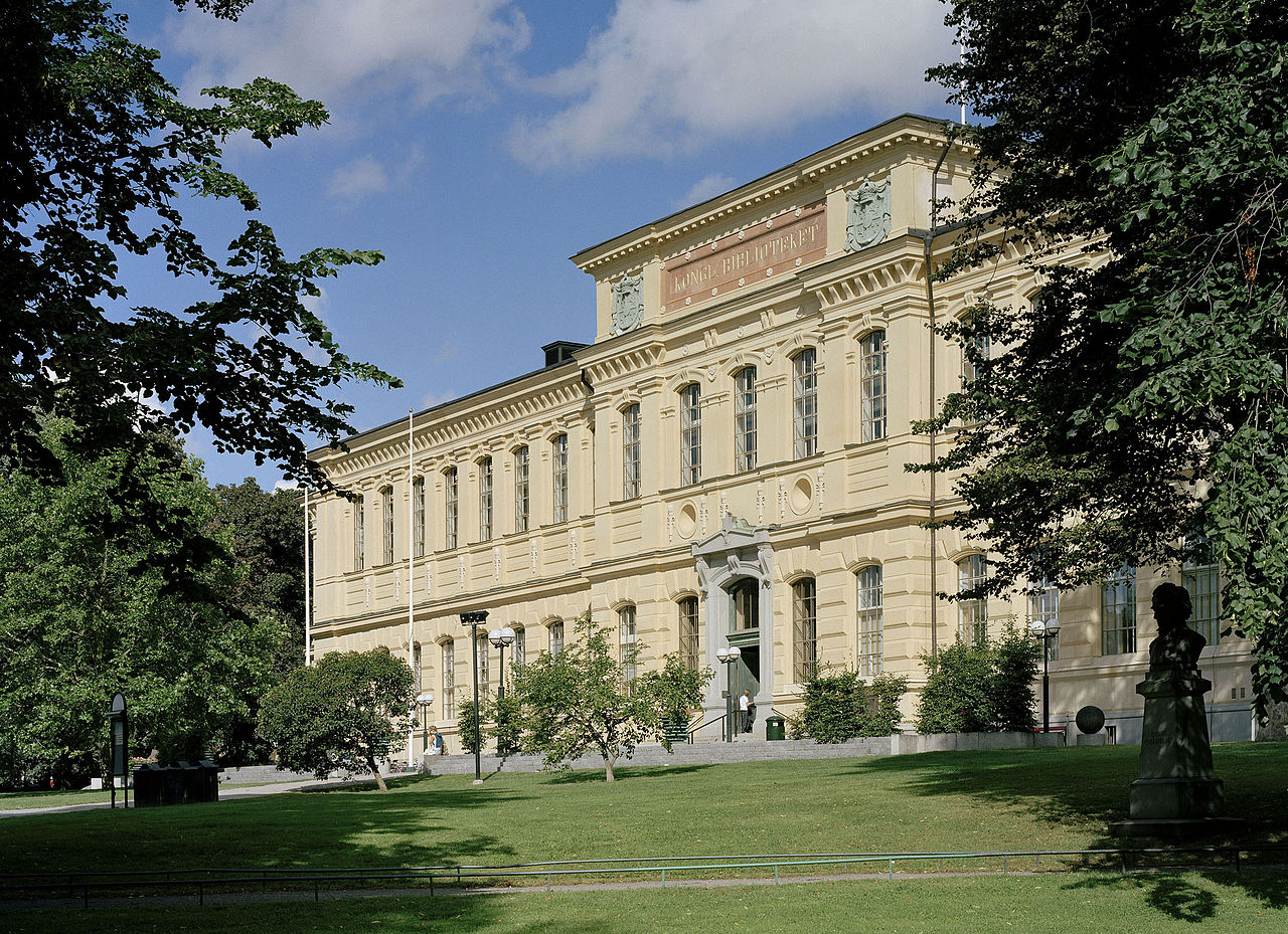 The National Library of Sweden