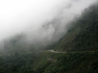 Annamite Range - Annamite Range in Hương Sơn District, Hà Tĩnh Province, Việt Nam