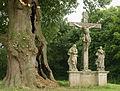 Naturdenkmal - Linde am Kalvarienberg in Ahaus.jpg