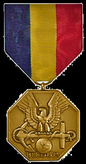 Navy and Marine Corps Medal - Image: Navmarine