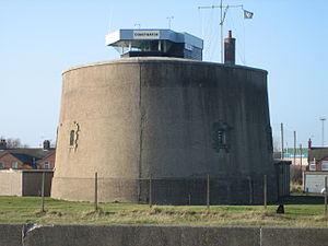 National Coastwatch Institution - Image: Nci at felixstowe