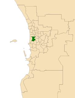 Electoral district of Nedlands