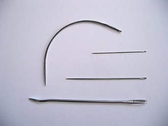 Sewing needle - Needles used for hand sewing