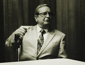 Nelson Amaro, sociólogo