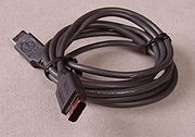 The link cable for linking systems together