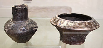 Pre-Nuragic Sardinia - Pottery of the Ozieri culture