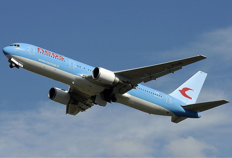 File:Neos Boeing 767-300ER Bidini-1.jpg